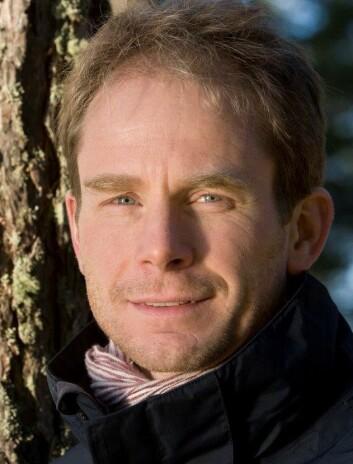 Peter Fredman forsker på friluftsliv ved NMBU i Ås.  (Foto: Privat)