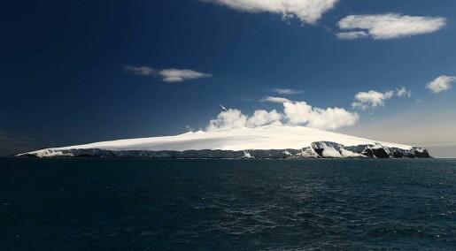 Nytt fra akademia: Forskere fremme på Bouvetøya i dag