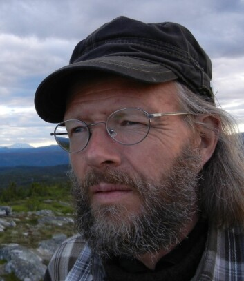 Mikael Ohlson, professor i skogøkologi ved NMBU. (Foto: Privat)