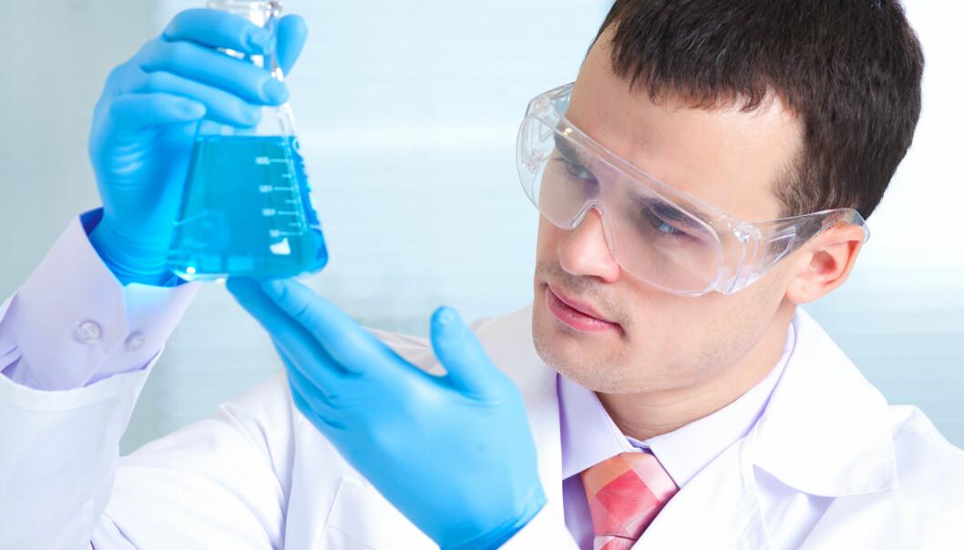 """""""Forskere gjør ett eller annet gjennombrudd"""" kan du støtt og stadig lese i media. Gjerne illustrert med et bilde som dette. (Illustrasjonsfoto: Colourbox)"""