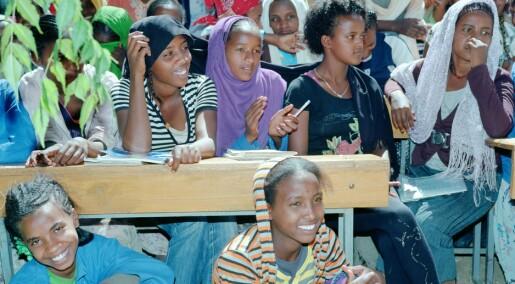 Kronikk: Jenters utdanning skaper ikke nødvendigvis likestilling og utvikling