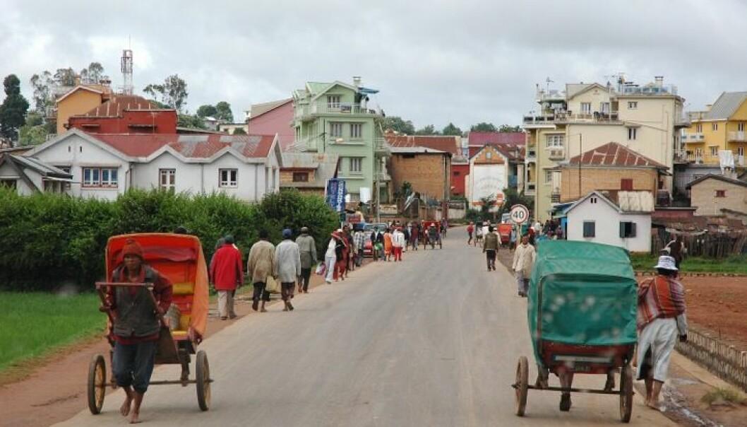 Som reisemål er Madagaskar et mangfoldig land med mye å se og gjøre. Foto: Privat)
