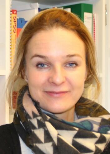 Kristin Haabrekke. (Foto: Solveig Espeland Ertresvaag)