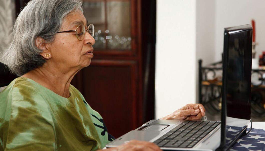 Kanskje har ikke hjernene til eldre mennesker mindre evne til å lære nye ting, lurer forskere.  (Foto: Microstock)