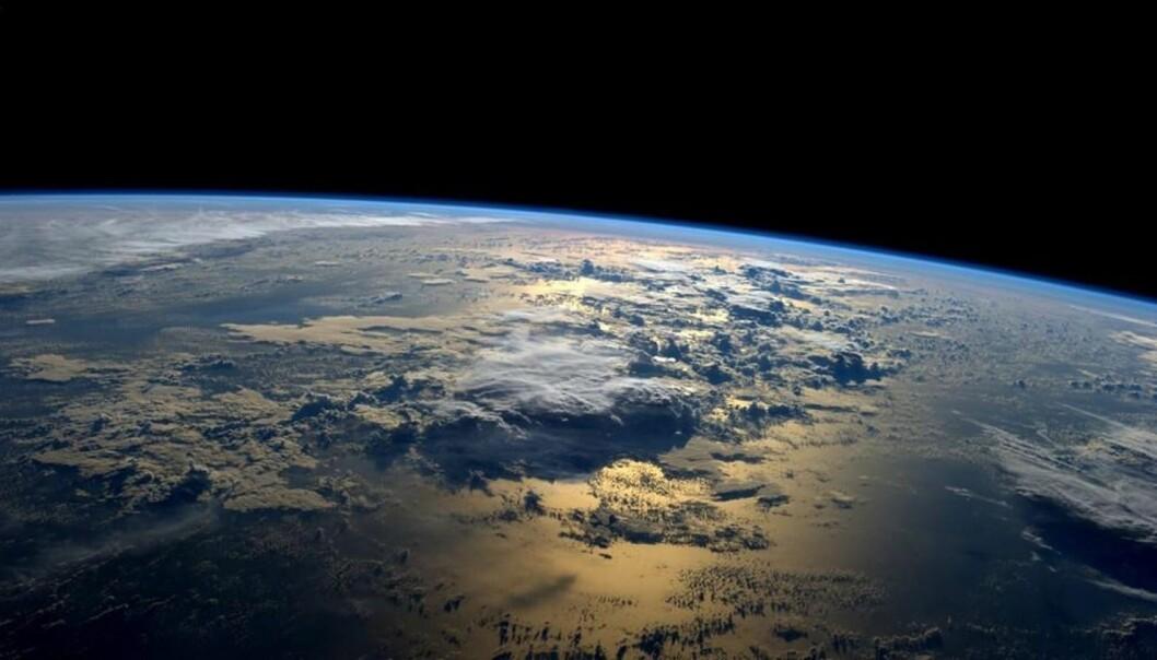 Er vi på vei til å få en satellittkrig i verdensrommet? (Foto: NASA)