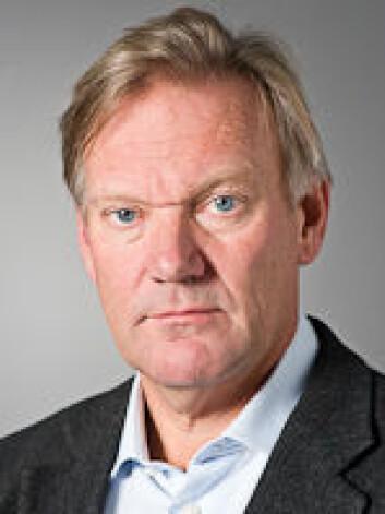 Per Morten Sandset, professor og forskningssjef. (Foto: UiO)