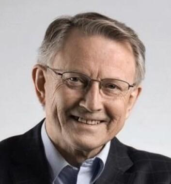 Arvid Hallén. (Foto: Forskningsrådet)
