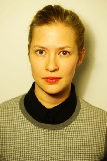 Charlotte Alme. (Foto: NTNU)