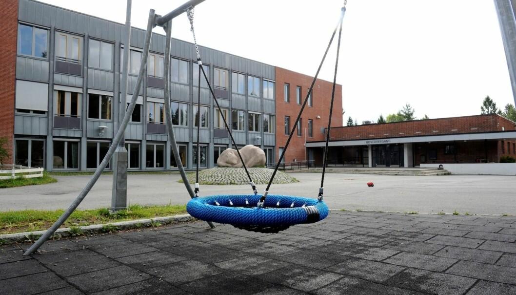 Barn vil ha utfordrende lekeplasser