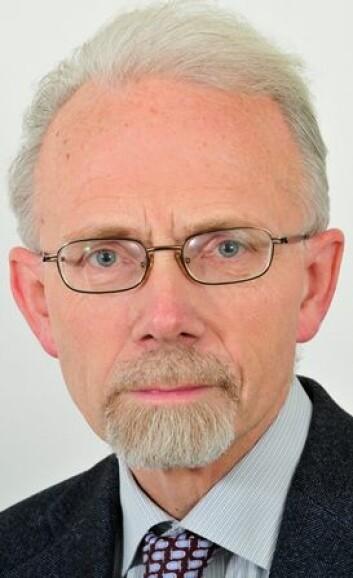 - Utvisninger av utenlandske forskere er et inngrep i den akademiske frihet, sier professor Arild Underdal ved UiO. (Foto: UiO)