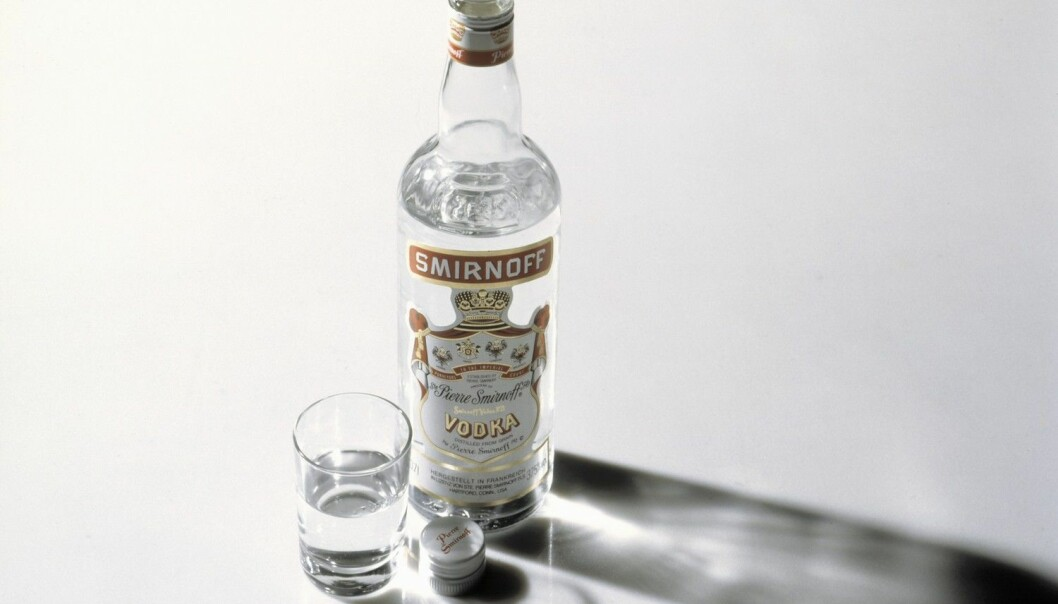 Hvorfor drikker russerne så mye sprit?