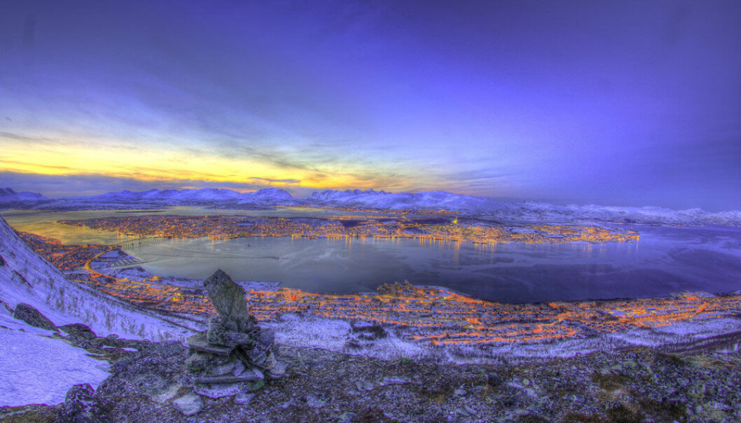 Hvis du jobber med internasjonalisering av høyere utdanning, bør du ta turen til Tromsø i mars neste år.  (Foto: Kai Abelsen)