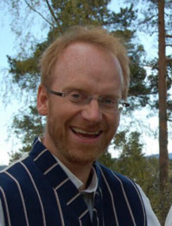 Lars Krogvold, barnelege ved OUS og stipendiat ved UiO. (Foto: Privat)