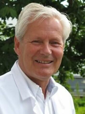 Knut Dahl-Jørgensen, professor ved UiO, leder forskergruppen som står bak funnet av virus i bukspyttkjertelen.  (Foto: UiO)
