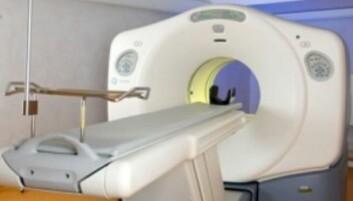 Forsøkspersonenes hjerner ble scannet i en slik PET-scanner, hvor forskerne målte endorfinreseptorer og  endorfinnivå.