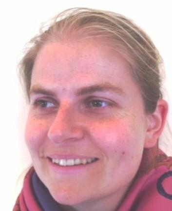 Hjerneforsker Liese Inge Mick ved Imperial College i London håper studien kan legge grunnlag for bedre behandling av spilleavhengige.  (Foto: privat)