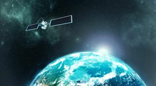 Nytt fra akademia: Kan værmeldingen forutsi satellittdekningen?