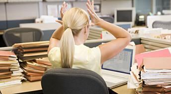 Hvorfor kan stress gjøre oss syke?