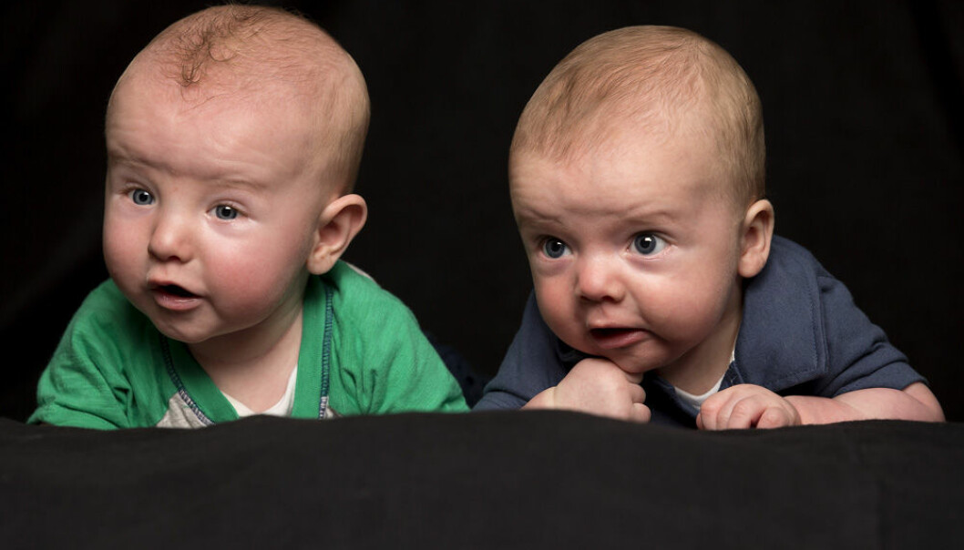 Glad røyst får babyar til å hugse betre