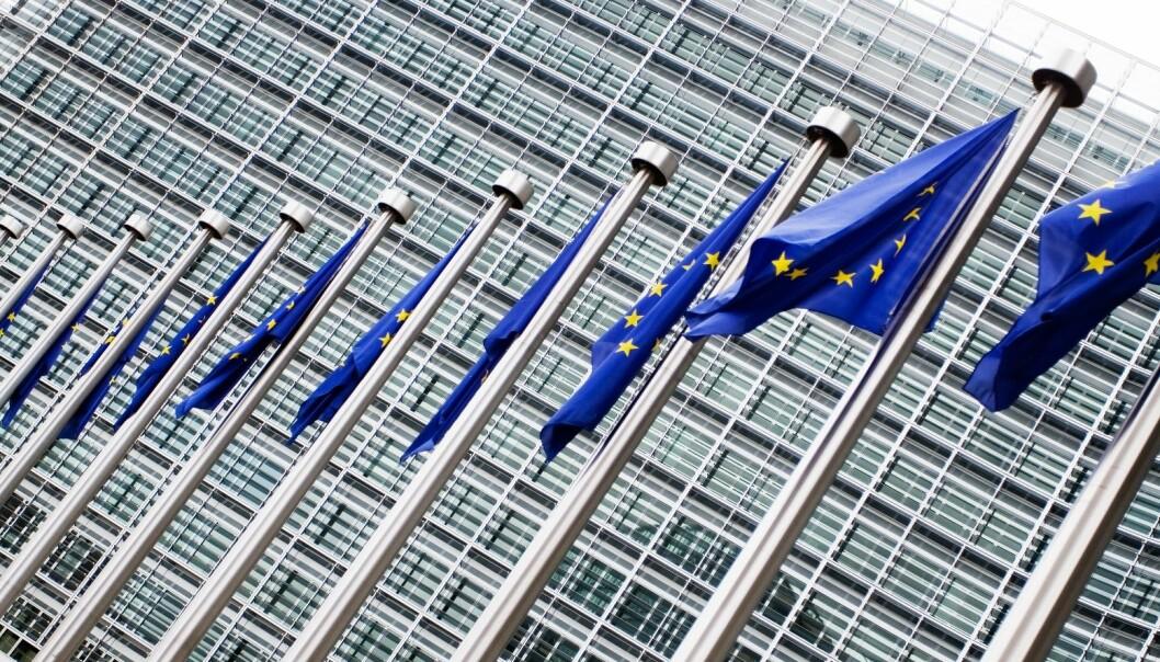 Lobbyistene har relativt begrenset innflytelse på Europakommisjonens avgjørelser. (Foto: Colourbox)