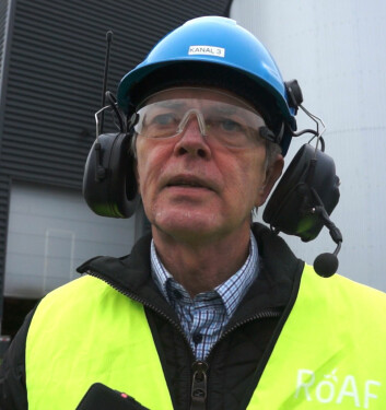 Ole Onsrud, teknisk sjef i TiTech. (Foto: Arnfinn Christensen, forskning.no)