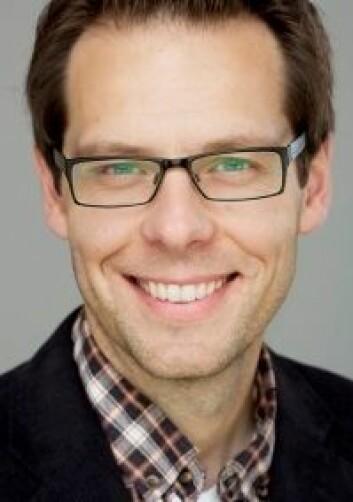 Hans Erik Næss. (Foto: Universitetet i Oslo)