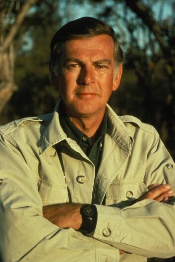 Donald Johanson ble forskerkjendis over natta etter at han fant Lucy for 40 år siden.  (Foto: Gerbil, Wikipedia)