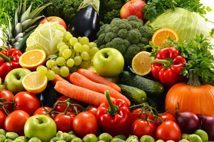 Kan det være noe i grønnsaker som gjør at akrylamid ikke gjør så stor skade på cellene? (Foto: Microstock)