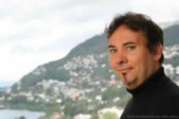 Karsten Specht, professor ved Institutt for biologisk og medisinsk psykologi ved Universitet i Bergen. (Foto: UiB)