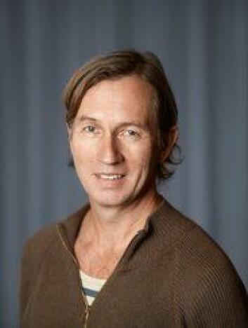 Morten Halle, førsteamanuensis ved Fagseksjon for improvisert musikk, jazz og folkemusikk ved Norges Musikkhøgskole. (Foto: NMH)