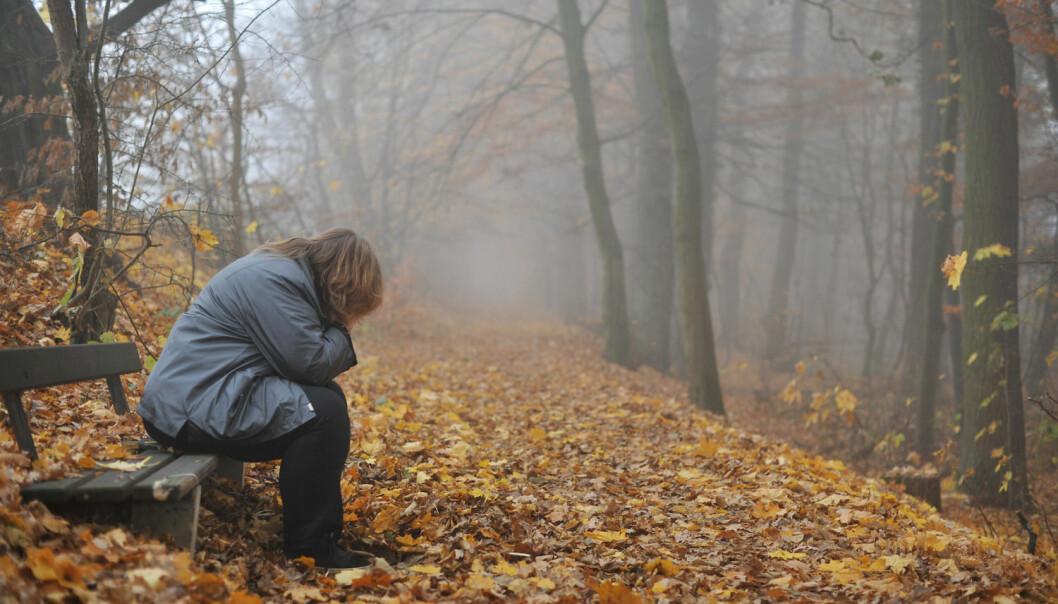Det er kjent at antidepressiva kan gi en følelse av uro i starten, noe som hittil har blitt oppfattet som en bivirkning av medisinen. Nå kan det se ut til at det ikke er en bivirkning, men en del av lykkepillens faktiske virkning. (Foto: Scanpix, May Frank)