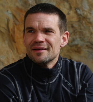 Gudmund Grønhaug. (Foto: NKRR)
