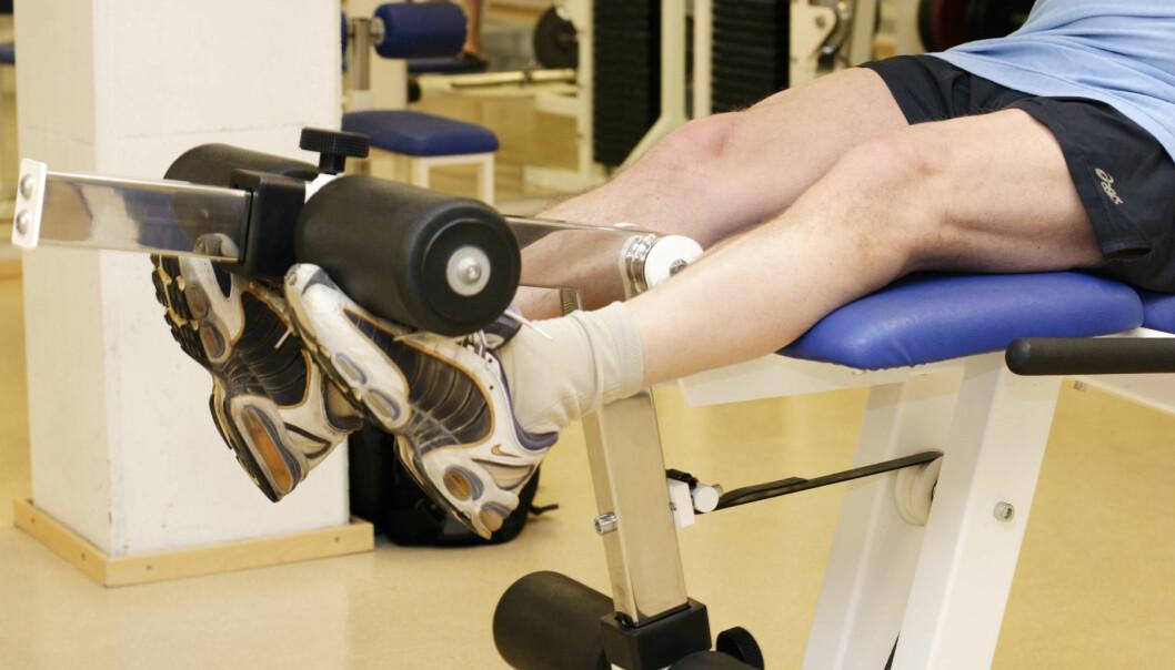 Mangelfull oppfølging av pasienter med knearterose