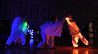 Nett-TV: Elever programmerer lysdans