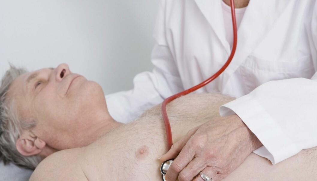 Q10 kan forlenge livet til hjertepasienter