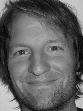 Jostein Riiser Kristiansen likte filmen, men var ikke imponert over vitenskapen knytta til det svarte hullet. (Foto: UiO)
