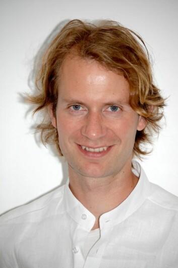 Lasse Pihlstrøm. (Foto: Privat)