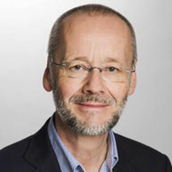 Carsten Paludan-Müller, administrerende direktør i Norsk institutt for kulturminneforskning. (Foto: NIKU)