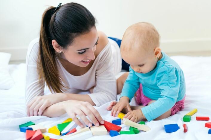 Kvinner som får sitt tredje barn er mer syke under graviditeten. (Foto: Microstock)