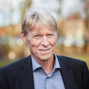 Per Einar Granum (Foto: UiO)