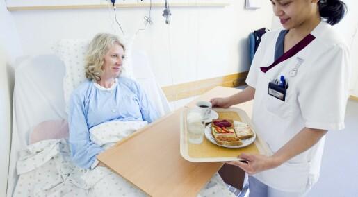Ni av ti mener norsk helsetjeneste har god kvalitet