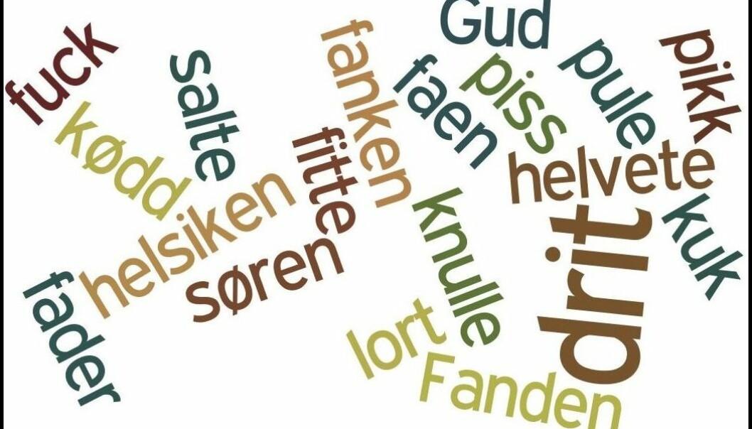 – Ein kan nesten seia at å banna kan ha ein smertestillande effekt, seier språkforskar Gunnstein Akselberg. (Illustrasjon: Worlde.net/ Eivind Torgersen)