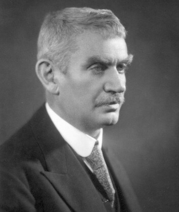 Nicolai Rygg var sentralbanksjef fra 1920 til 1946. (Foto: NTB Scanpix)