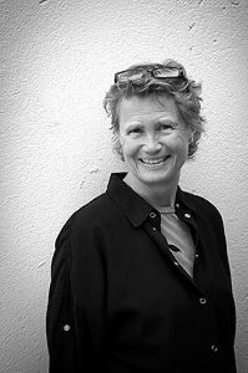 Reiselivsforsker Birgitta Ericsson i Østlandsforskning. (Foto: Fotograf Katrine)