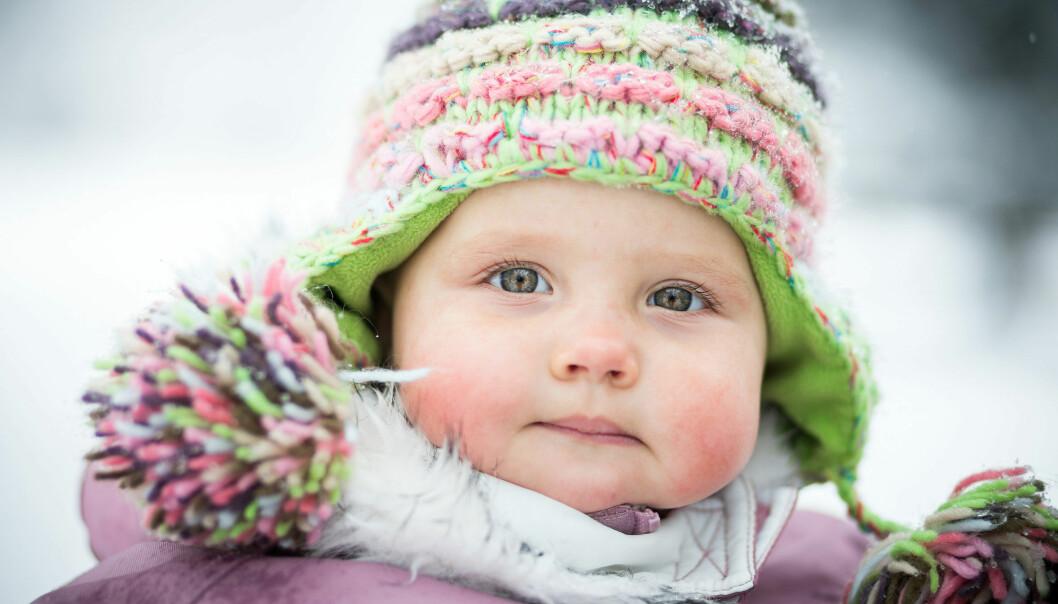 Om du er optimist eller pessimist, avslappet eller hyperaktiv, kan ha en forklaring i når på året du er født.  Illustrasjonsfoto: Colourbox