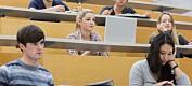 Velferdsstaten trekker studenter til Norge