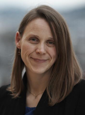 Lise Randeberg. (Foto: Rolf Tore Randeberg)
