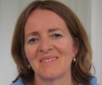 - Hatprat finner vi ikke bare blant ekstremister, men også blant mange andre, sier språkforsker Anne Birgitta Nilsen, førsteamanuensis ved Høgskolen i Oslo. (Foto: HiOA)