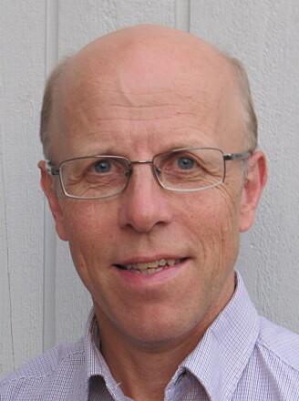 Haakon E. Meyer er tilknyttet Institutt for helse og samfunn ved Det medisinske fakultet, UiO. I tillegg er Meyer tilknyttet Folkehelseinstituttet. (Foto: UiO)