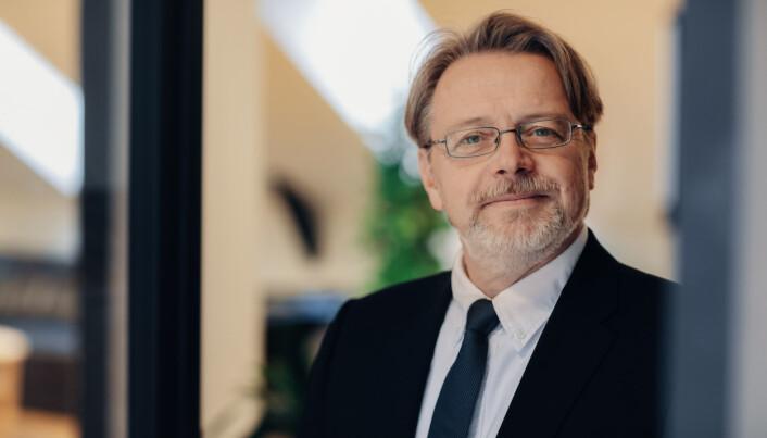 - Vi kan ilegge gebyr hvis personopplysninger ikke er sikret, sier Atle Årnes, fagdirektør teknologi i Datatilsynet. (Foto: Ilja Hendel/Datatilsynet).